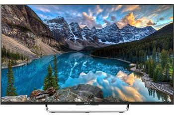 تلويزيون ال اي دي هوشمند سوني سري BRAVIA مدل KDL-55W800C سايز 55 اينچ